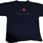 I Love Steroid